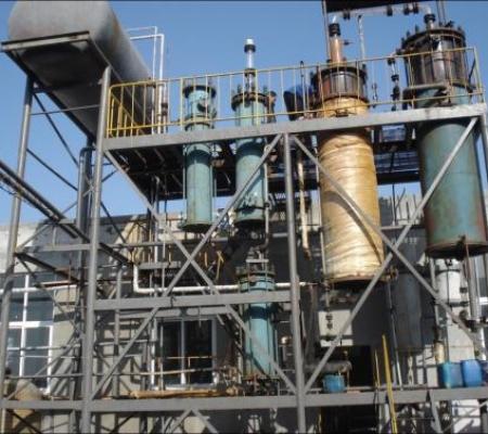 间苯二胺水解制间苯二酚、间氨基苯酚工程化技术